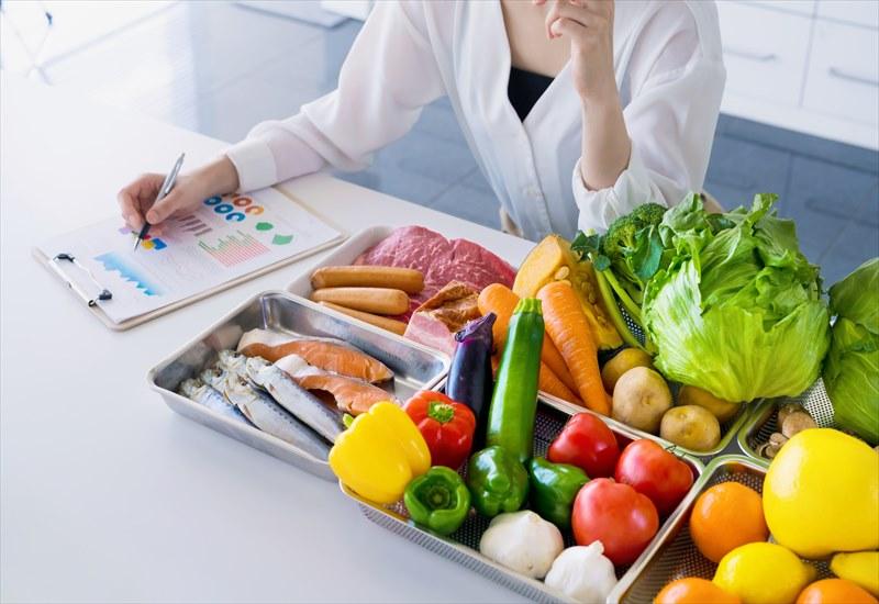 バランスの良いエネルギー社食