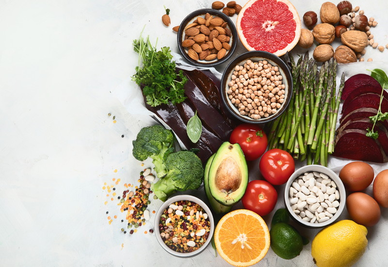 ESキッチンの情報ビタミンの栄養素