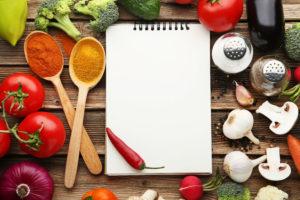 自分で考案した社食レシピが商品として形になる喜び