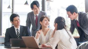社食で社員の働く環境を充実させることが生産性向上に繋がる