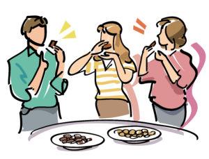 手軽で栄養ばっちりな社食業者の導入で離職率低下!