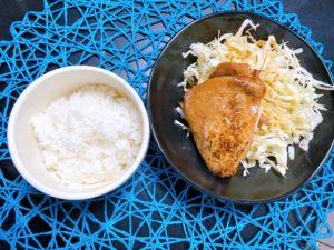 オフィスプチ社食サービス:和風照りマヨチキン