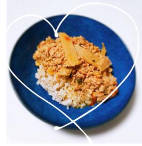 昼食補助:アジアンガパオ