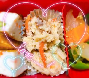 日本食惣菜:卯の花の煎り煮