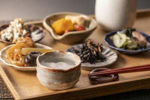 健康的な日本食の惣菜が本当に必要なのは