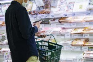 海外赴任で食品表示の確認は一苦労